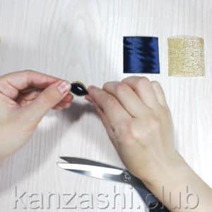 лепесток канзаши